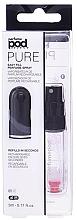 Perfumería y cosmética Vaporizador recargable, vacío - Travalo Perfume Pod Pure Essentials Black