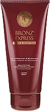 Perfumería y cosmética Loción corporal bronceadora con extracto de alga - Academie Bronze Express Beautifying Moisturizing Lotion Tan Enhancer