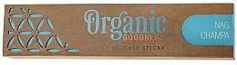 Perfumería y cosmética Varitas de incienso aromáticas - Song Of India Organic Goodness Nag Champa