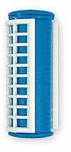 Perfumería y cosmética Rulos térmicos, talla M, Ø23mm, azul - Top Choice