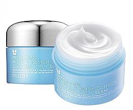 Perfumería y cosmética Crema facial seboreguladora con aceite de romero - Mizon Acence Blemish Control Soothing Gel Cream