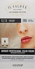 Perfumería y cosmética Crema colorante intensiva con aceites hidratantes - Alfaparf IL Salone Milano Permanent Hair Color Cream