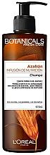 Champú nutritivo con aceite de azafrán - L'Oreal Paris Botanicals Safflower Rich Infusion Shampoo — imagen N1