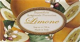 Perfumería y cosmética Jabón natural con limón - Saponificio Artigianale Fiorentino Lemon