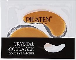 Perfumería y cosmética Parches para contorno de ojos con colágeno - Pilaten Crystal Collagen Gold Eye Mask