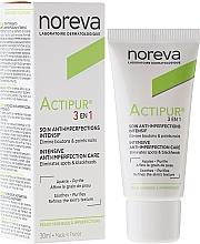 Perfumería y cosmética Tratamiento facial con queratozina A y vitamina PP - Noreva Actipur Intensive Anti-Imperfection Care 3in1