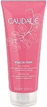 Perfumería y cosmética Gel de ducha con extracto de aloe - Caudalie Vinotherapie Rose De Vigne Shower Gel