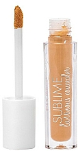 Perfumería y cosmética Corrector líquido efecto iluminador - PuroBio Sublime Luminous Concealer