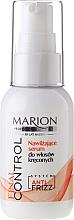 Perfumería y cosmética Sérum para cabello encrespado con extracto de soja y polímeros de peinado - Marion Professional Final Control