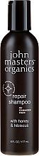 Perfumería y cosmética Champú reestructurante hidratante con miel orgánica & hibisco - John Masters Organics Honey & Hibiscus Shampoo
