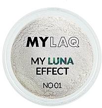 Perfumería y cosmética Polvo para uñas efecto de luna - MylaQ My Luna Effect