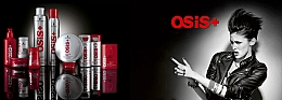 Laca para cabello de fijación extra fuerte - Schwarzkopf Professional Osis+ Session Finish Extreme Hold Hairspray — imagen N3
