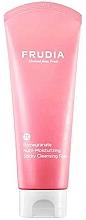 Perfumería y cosmética Espuma de limpieza facial con extracto de granada - Frudia Pomegranate Nutri-Moisturizing Sticky Cleansing Foam
