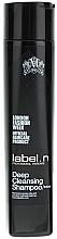 Perfumería y cosmética Champú purificante con extractos de menta y eucalipto - Label.m Cleanse Professional Haircare Deep Cleansing Shampoo