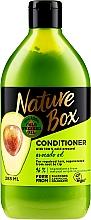Perfumería y cosmética Acondicionador reparador con aceite de aguacate - Nature Box Avocado Oil Conditioner