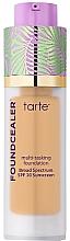 Perfumería y cosmética Base de maquillaje hidratante y nutritiva con ácido hialurónico y aceite de babasú, SPF 20 - Tarte Cosmetics Babassu Foundcealer Multi-Tasking Foundation SPF20