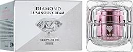 Perfumería y cosmética Crema despigmentante para rostro y cuerpo con polvo de diamante - Shangpree Brightening Diamond Luminous Cream Whitening