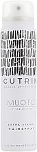 Perfumería y cosmética Laca de cabello, fijación extra fuerte - Cutrin Muoto Extra Strong Hairspray