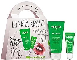 Perfumería y cosmética Set facial - Weleda Skin Food (crema para rostro y cuerpo/30ml+bálsamo labial/8ml)
