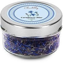 Perfumería y cosmética Brotes secos de flores azules de anciano - Chantilly Cornflower Blue Flowers
