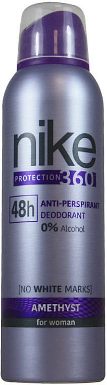 Desodorante antitranspirante spray - Nike Woman Amethyst Deodorant Spray