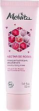 Perfumería y cosmética Mascarilla facial hidratante con néctar de rosas - Melvita Nectar De Rose Moisturizing Mask