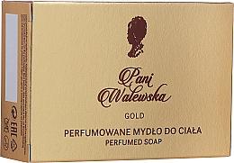 Perfumería y cosmética Pani Walewska Gold - Jabón corporal perfumado