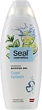Perfumería y cosmética Gel de ducha con aroma a menta y lima - Seal Cosmetics Shower Gel