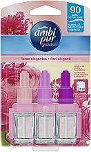 """Perfumería y cosmética Set de recambios """"rosa"""" - Ambi Pur (recambios/3x7ml)"""