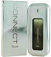 Perfumería y cosmética FCUK Connect Him - Eau de toilette