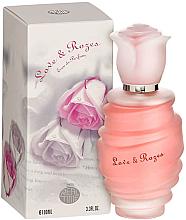 Perfumería y cosmética Real Time Love & Rozes - Eau de parfum