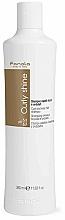 Perfumería y cosmética Champú vitalizante para brillo con proteínas de seda - Fanola Curly Shine Shampoo