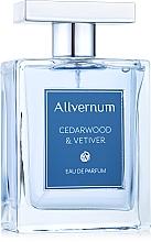 Perfumería y cosmética Allvernum Cedarwood & Vetiver - Eau de Parfum