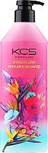 Perfumería y cosmética Champú perfumado con extracto de grosella negra y semilla de algodón - KCS Endless Love Perfumed Shampoo
