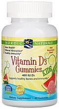 Perfumería y cosmética Complemento alimenticio de vitamina D3 para niños - Nordic Naturals Vitamin D3 Gummies Water Melon