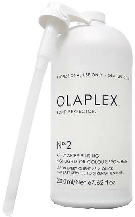 Tratamiento reparador de cabello - Olaplex Bond Perfector No.2