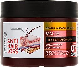 Perfumería y cosmética Mascarilla capilar con extracto de maki y proteínas de lupino - Dr. Sante Anti Hair Loss Mask