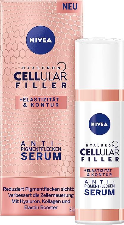 Sérum facial antiedad con colágeno y elastina - Nivea Cellular Anti-Blemish Serum