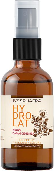 Hidrolato de rosa damascena - Bosphaera Hydrolat
