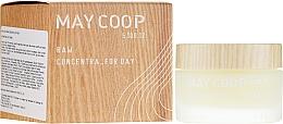 Perfumería y cosmética Crema facial con agua de arce, extracto de dátil y magnolia - May Coop Concentra For Day