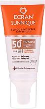 Perfumería y cosmética Fluido protector solar para rostro y escote - Ecran Sun Lemonoil Face And Neck Fluid Spf50