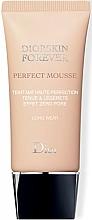 Perfumería y cosmética Base de maquillaje mousse de larga duración, efecto mate - Dior Diorskin Forever Perfect Mousse