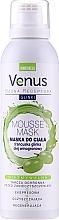 Perfumería y cosmética Mascarilla mousse corporal con arcilla y aceite de semilla de uva - Venus Body Mousse Mask