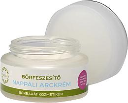 Perfumería y cosmética Crema de día reafirmante con ácido hialurónico y manteca de karité - Yamuna Skin Firming Day Cream