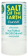 Perfumería y cosmética Desodorante spray de cristal con alumbre de potasio natural - Salt of the Earth Crystal Classic Deodorant