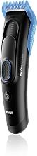 Perfumería y cosmética Máquina cortapelos, negra - Braun HairClipper HC5010 Black