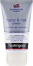 Perfumería y cosmética Crema de manos & uñas con pantenol 4 en 1 - Neutrogena Hand & Nail Cream