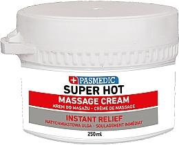 Perfumería y cosmética Crema de masaje corporal caliente - Pasmedic Super Hot Massage Cream