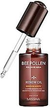 Perfumería y cosmética Aceite facial con polen de abeja - Missha Bee Pollen Renew Oil