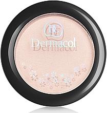Perfumería y cosmética Polvo mineral compacto - Dermacol Mineral Compact Powder